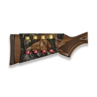 Mossy Oak Buttstock Camo Shotgun Ammo Carrier