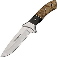 Winchester Burl Drop Point Knife Large