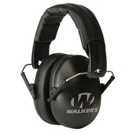 Walker's Youth And Women's Folding Muffs - Black