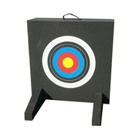 3d 60x60cm Portable High-density Archery Target