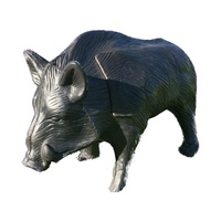 3d Pig Boar High-density Archery Target