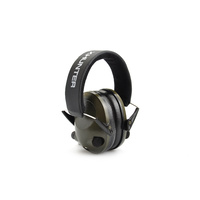 Xhunter Protective Shooting Earmuffs - Electronic Compact Foldable #00133