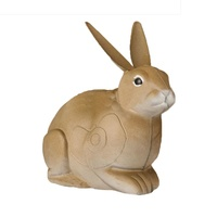 Xhunter High-Density Archery Target - 3D Rabbit #00276