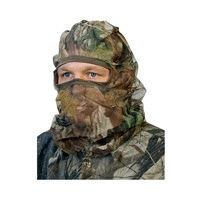 Xhunter Camo Hunting Head Mesh Net