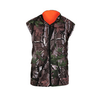 Shooting Camo Two-way Vest [l]