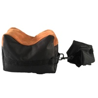 Fibre Gun Rest Sand Bag Black