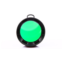 Olight Tpu Housing, Green Filter Glass, 62.4Mm Inner Diameter #fsr51-G