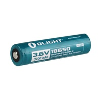 Olight 3200mah 18650 Lithium-ion Battery With Storage Box #orb-186p32