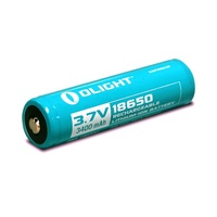 Olight 3400Mah 18650 Lithium-Ion Battery With Paper Card #orb2-186L34