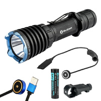 Olight Warrior X W/ Magnetic Pressure Switch & Mount Hunting Pack