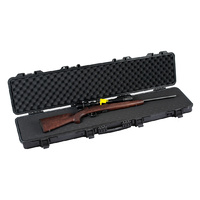 Heavy Duty Gun Case 48Inch Rifle Shotgun Waterproof Enforcement Storage