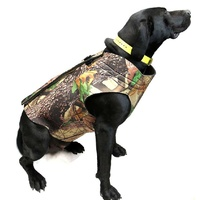 Realtree Camo Dog Hunting Vest