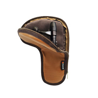 Xhunter Double Rifle Bolt Bag - Durable Leather #00591