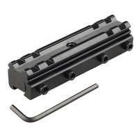 Xhunter 10mm Rail To 20mm Rail Adaptor/converter