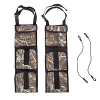 Back Seat Gun Sling Holder With Ammo Pocket