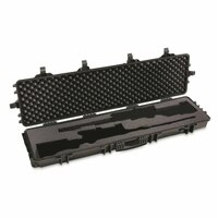 Xhunter Heavy Duty 54 Inch Waterproof Plastic Double Gun Case