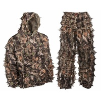 Xhunter 3D Tactical Leafy Camo Ghillie Suit