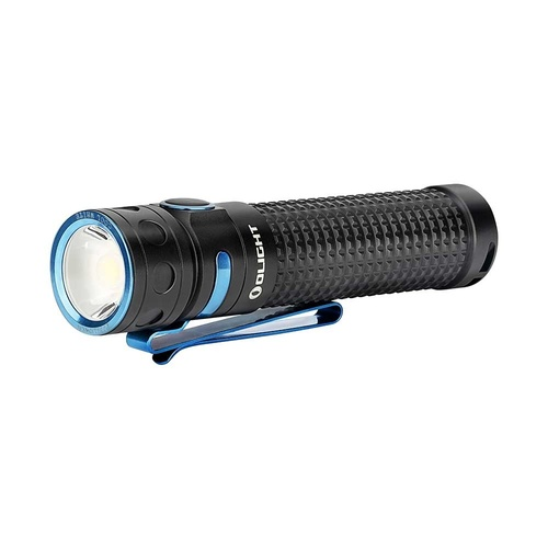 Olight Baton Pro 2000 Lumen Rechargeable Led Torch #baton Pro Black