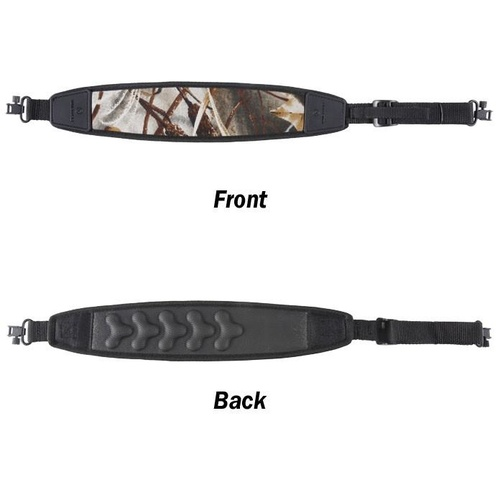 "Vanguard Deluxe Camo Anti-Slip Wide Sling With 1"" Swivels"
